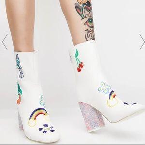 Diive Baddie Winkle Boots